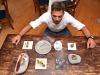 Lo chef Alessandro Narducci, in una foto darchivio