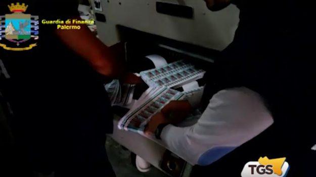 Falsi biglietti Amat, scoperta una tipografia a Bagheria