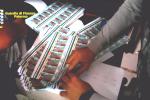 Da Bagheria le immagini della tipografia dei biglietti falsi Amat