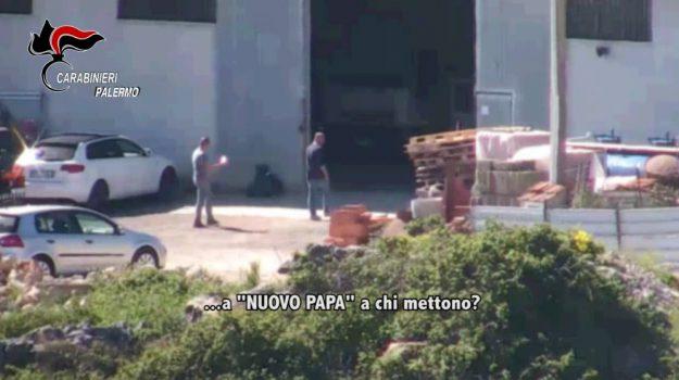 mafia, Monreale, pizzo, Antonino Sciortino, Salvatore Lupo, Sergio Damiani, Palermo, Cronaca