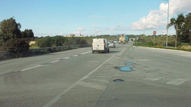 autostrada bretella birgi, Trapani, Economia