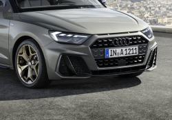 La nuova generazione di Audi A1 ha ora un look più importante e dimensioni accresciute