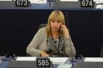 Alessandra Mussolini al Parlamento Ue