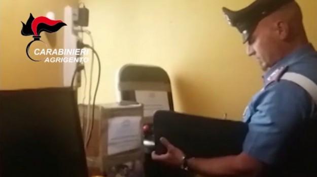 videopoker illegali campobello di licata, Agrigento, Cronaca