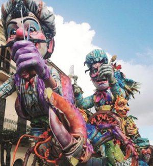 Carnevale di Sciacca, dal 7 al 9 settembre l'edizione estiva