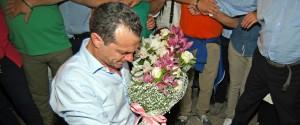 Il nuovo sindaco di Messina Cateno De Luca