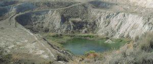 L'area della cava Truncafila
