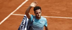 Roland Garros, finisce in semifinale il sogno di Cecchinato: Thiem lo batte ma gli applausi restano