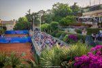 Tennis, Challenger di Caltanissetta: eliminati Gaio e il siciliano Caruso