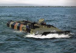 Anfibio italiano arruolato dal corpo americano dei Marines
