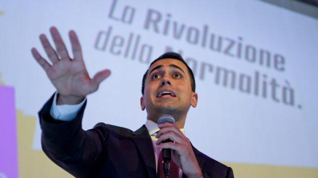 elezioni, m5s, pd, Luigi Di Maio, Sicilia, Politica