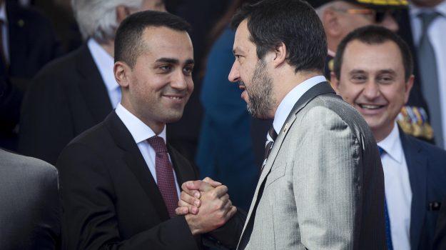 Lega m5s, Manovra governo, Sicilia, Politica