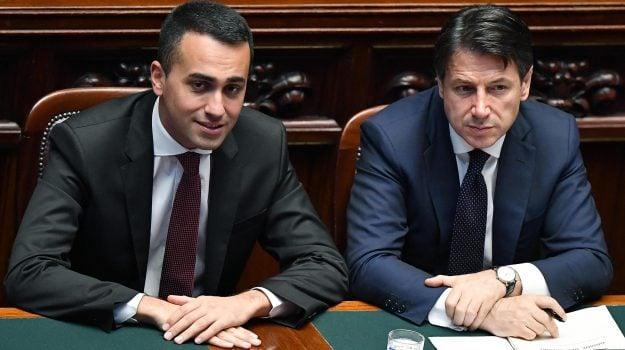 fiducia governo, nuovo governo, Giuseppe Conte, Luigi Di Maio, Matteo Salvini, Sicilia, Politica