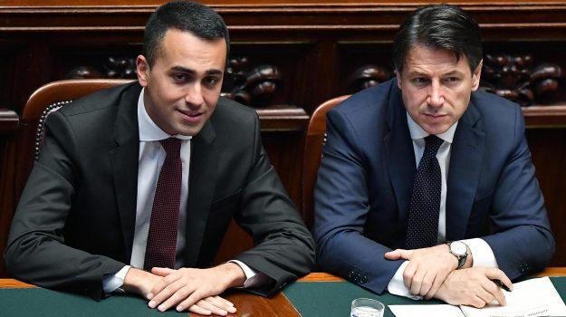 governo, manovra, Giuseppe Conte, Luigi Di Maio, Sicilia, Politica