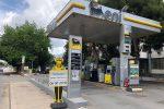 Palermo, assalto ad un distributore di benzina: bottino 5mila euro