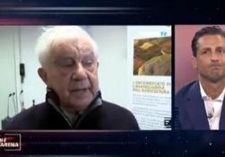 L'intervento a Rtl 102,5, dopo le pesanti accuse che Fabrizio Corona ha rivolto in tv al sacerdote durante «Non è l'Arena» di Giletti