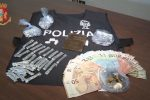 Trapani, spacciava hashish e cocaina ai domiciliari: arrestato grazie all'app YouPol