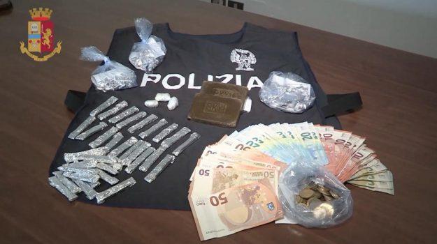 arresto droga trapani, trapani arresto youpol, Trapani, Cronaca