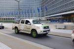 Da Torino a Pechino con l'auto a biogas, avventura ecologica