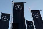 Richiamo per 774.000 auto diesel Daimler Europa