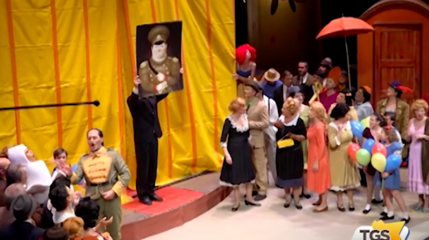 L'esilir d'amore di Donizetti in scena a Palermo