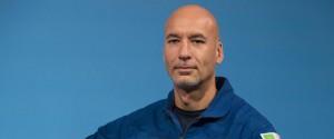 L'astronauta Luca Parmitano, dell'Agenzia Spaziale Europea