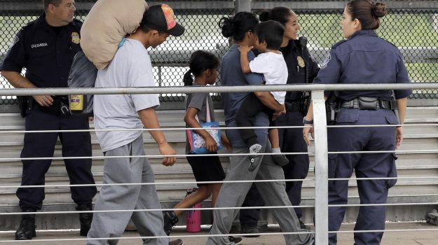 migranti Usa, Sicilia, Mondo