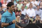 Tennis, Federer va in finale a Stoccarda e ritorna numero uno del mondo