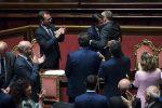 """Il Governo ottiene la fiducia al Senato, Conte: """"Noi populisti? Ascoltiamo la gente"""""""