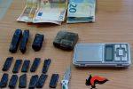 Droga e parcheggiatori abusivi ad Agrigento: scattano multe e denunce