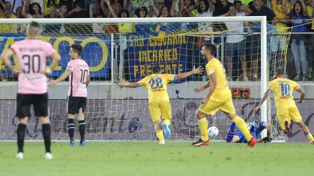 Frosinone-Palermo serie B, Palermo, Calcio