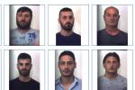 Furti di rame in Sicilia, sgominata una banda: nomi e foto degli arrestati