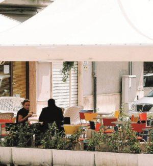 Gazebo a Caltanissetta, solo venti locali presentano richiesta