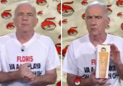 Nella copertina a DiMartedì le ultime magliette politiche della stagione