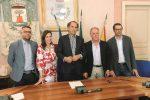 Si insedia la giunta di Sant'Agata di Militello guidata dal sindaco Mancuso
