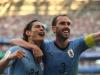 Mondiali: l'Uruguay distrugge la Russia, l'Egitto di Salah finisce a zero punti