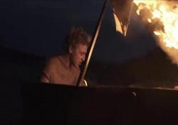 Il pianista rock Davide Locatelli rivisita a suo modo il tema originale di Pirati dei Caraibi