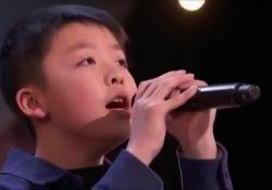 Jeffrey Li ha 13 anni e ha partecipato alle selezioni perchè con il premio voleva comprarsi un cane