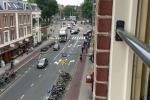 Il traffico (ordinato) di Amsterdam nell'ora di punta