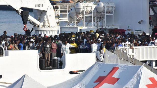 siriano non parla più, siriano sbarcato a catania, Catania, Cronaca