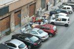 Palermo, discarica abusiva e scarsa illuminazione in via Malaspina