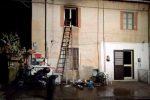 Incendio in un appartamento ad Agrigento, ustionato un pensionato: è grave
