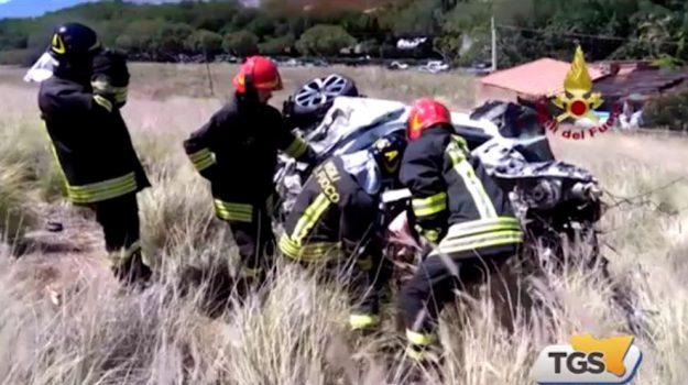 Incidente di Monte Pellegrino, oggi l'autopsia sui due corpi