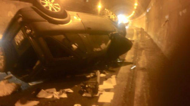 incidente rometta, Messina, Cronaca