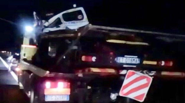 incidente bagheria villabate, Palermo, Cronaca