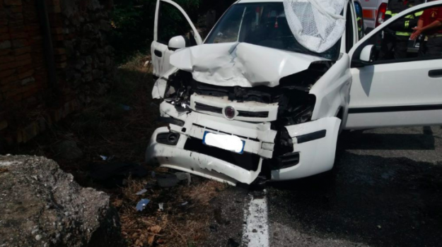 Messina incidente, Messina, Cronaca
