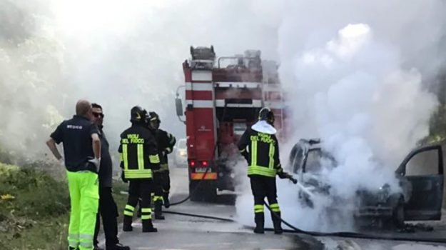 Auto medico acquedolci morto, Messina, Cronaca