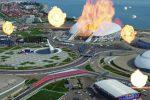 L'Isis minaccia i mondiali, un video mostra uno stadio bombardato