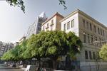 Quadro elettrico in fiamme, niente lezioni oggi all'istituto Politeama di Palermo
