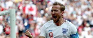Mondiali, l'uragano Kane travolge Panama: l'Inghilterra agli ottavi
